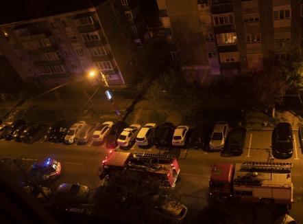 Câinele i-a salvat din incendiu! O familie din Oradea, alarmată de patruped că le-a luat locuinţa foc (FOTO / VIDEO)