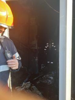 Explozie la un poligon de tragere din Oradea! (FOTO)