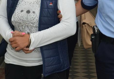 'Ţiţo' la închisoare: O traficantă de droguri din Oradea a ajuns după gratii după ce a încălcat regulile impuse de un judecător