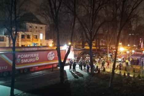 Pericol de incendiu la o unitate de Terapie Intensivă a Institutului 'Marius Nasta'. Singurul pompier angajat este în concediu de 6 luni