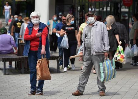 Rata infectărilor cu Covid-19 a scăzut în Bihor la 3,67 la mie, iar în Oradea la 5,34. Vezi situaţia infectărilor cu Covid pe localităţi!