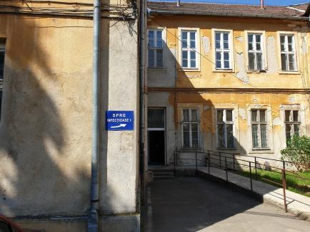 Aproape 50 de cazuri Covid în Bihor: 17 persoane sunt internate, nici una nu este vaccinată