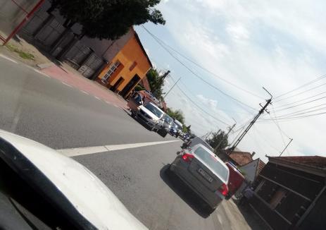 Carambol pe DN 1, în Bihor. Două femei au fost rănite în urma impactului