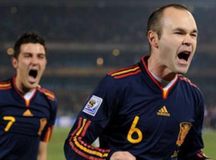 Spania, campioană mondială