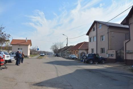 Focuri de armă pe o stradă din Oradea: Un bărbat a fost împușcat, iar o tânără răpită (FOTO / VIDEO)