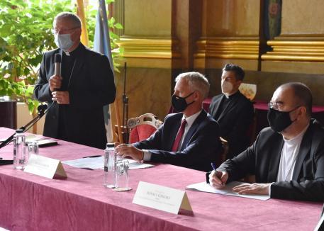 Anunţ la Oradea: Statul maghiar oferă 9,3 milioane de euro pentru renovarea bisericilor din Transilvania(VIDEO)