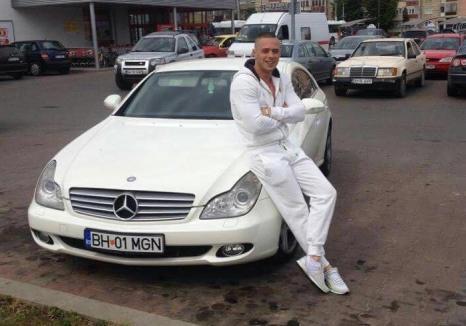 Interlop din clanul Neguş, prins drogat la volan: Alin Mărginean s-a ales cu dosar penal