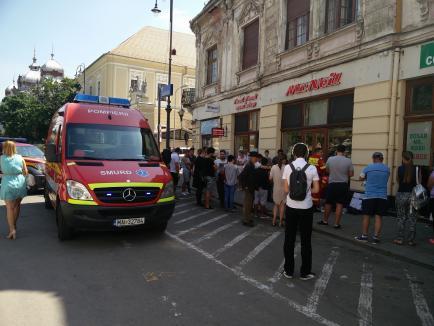 Canicula face victime: Un orădean a murit, după ce i s-a făcut rău pe Corso