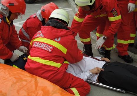 Proces de infarct la Curtea de Apel Oradea: Unui denunţător i s-a făcut rău în timp ce era audiat de judecători