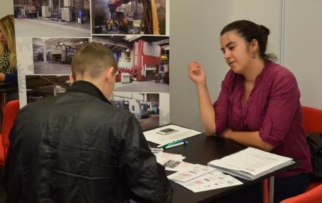 Piaţa muncii din Bihor la început de an: 678 de joburi vacante, toate în Oradea