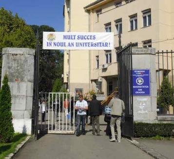 ARACIS: Universitatea din Oradea este suficient de dezvoltată cantitativ, dar fragmentată