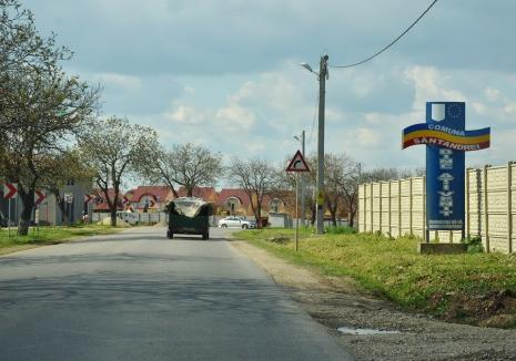 47 de UAT-uri din Bihor, în 'scenariul roşu'. Care sunt oraşele şi comunele cu cea mai mare incidenţă a cazurilor Covid-19