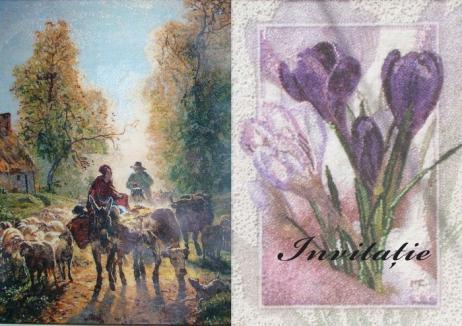 Enigmele mărgelelor: expoziţie inedită de tablouri din bobiţe de sticlă, de vineri la Cetatea Oradea