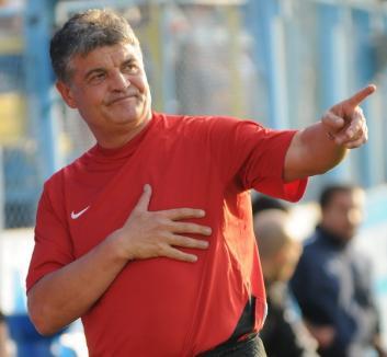 Ioan Andone, antrenor la Rapid