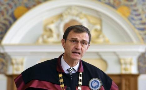 Rectorul Universităţii Babeş Bolyai, Ioan-Aurel Pop, este noul preşedinte al Academiei Române