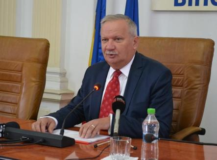 Ioan Mang avertizează: 'Dacă nu completăm urgent proiectul strategic pe sănătate, Bihorul pierde 9 milioane euro'