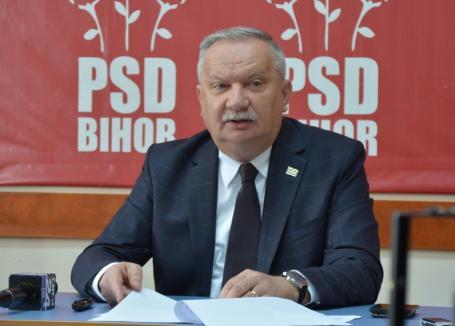 Mang îi ameninţă pe consilierii judeţeni PNL cu plângeri penale, dacă nu-l validează pe PSD-istul Szatmari