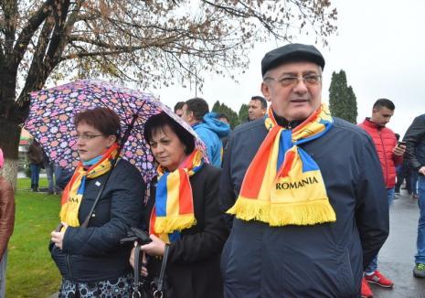 Le-a stricat cheful! La festivitățile de la Sânmartin a participat și un primar... liberal