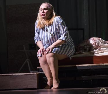 Ioana Dragoş Gajdo, cea mai bună actriţă la Festivalul Internaţional 'Atelier' de la Baia Mare