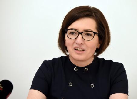 Orădeanca Ioana Mihăilă ar putea fi următorul ministru al Sănătăţii