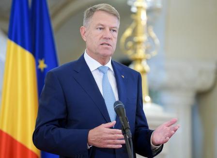 Preşedintele Klaus Iohannis, după 'jó napot': Nu am nicio problemă cu persoanele de etnie maghiară