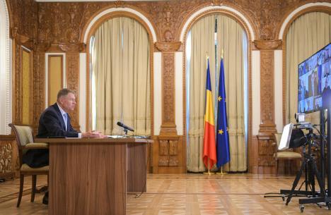 Klaus Iohannis le cere românilor din diaspora să nu vină de Paşti în ţară
