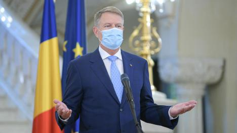 Iohannis, după depășirea pragului de 10.000 de diagnosticaţi cu coronavirus: Respectăm restricţiile. Există un risc major ca epidemia să se reaprindă (VIDEO)