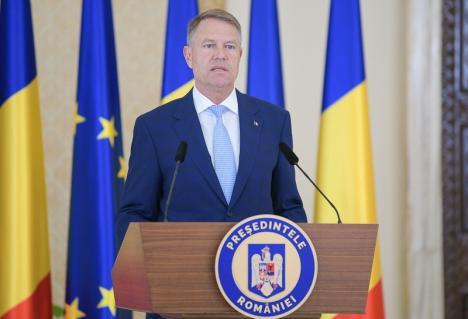 Scandal pe 'lumină'. Preşedintele Klaus Iohannis le cere lui Orban şi lui Vela să anuleze acordul cu Biserica Ortodoxă (VIDEO)