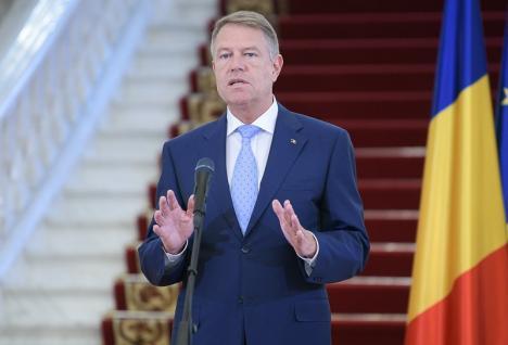 Preşedintele Iohannis, atac fără precedent: 'PSD se luptă să dea Ardealul ungurilor. Jó napot, Ciolacu, ce v-a promis Viktor Orban?' (VIDEO)