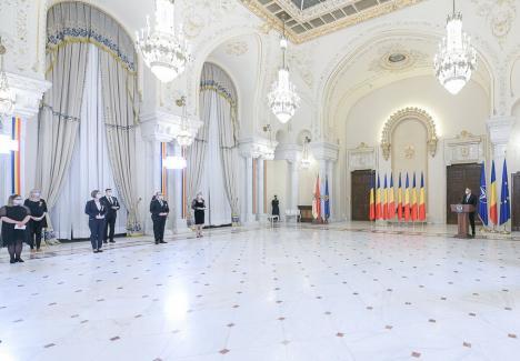 Cinci cadre medicale din Oradea, decorate de președintele Iohannis cu Ordinul Meritul Sanitar. Află cine sunt!