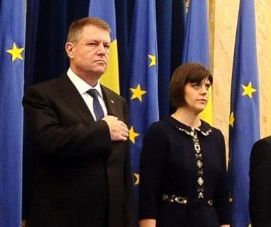 Iohannis, prima declaraţie după demiterea lui Kovesi: 'Lupta anticorupţie merge mai departe cu toată forţa'