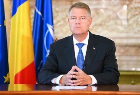 Klaus Iohannis: România intră, de luni, în stare de urgenţă! (VIDEO)