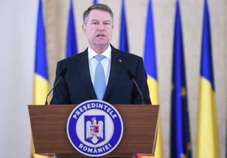 Bugetul pe 2019, declarat constituțional. Președintele Iohannis îl retrimite, totuşi, Parlamentului