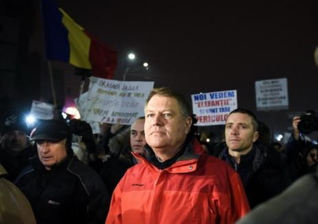 Se mişcă ţara: Organizaţii civice, inclusiv din Oradea, îl somează pe Iohannis să numească un premier pro-Justiţie