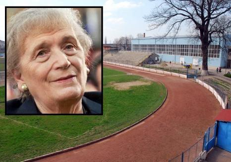 Pista de atletism a Stadionului Tineretului din Oradea s-ar putea numi Pista 'Iolanda Balaş Soter'