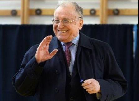 Ion Iliescu a împlinit 90 de ani