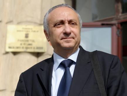 Silviu Ionescu, reţinut pentru 24 de ore