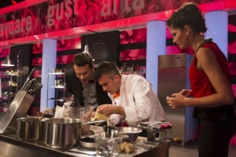 Bucătarul orădean Ionuţ Lupu, în finala Top Chef