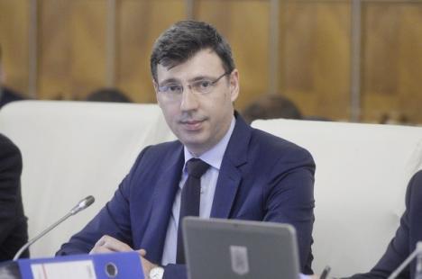 Şef nou la ANAF: fostul ministru Ionuţ Mişa