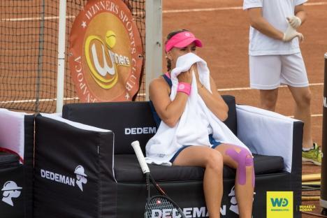 Irina Bara a disputat semifinala turneului Winners Open de la Cluj Napoca