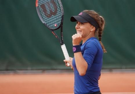 O nouă performanţă pentru Irina Bara: Este în turul III la Roland Garros!