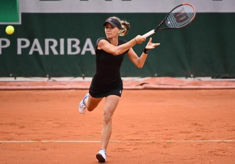Bihoreanca Irina Bara a urcat pe locul 132 în clasamentul celor mai bune jucătoare de tenis din lume