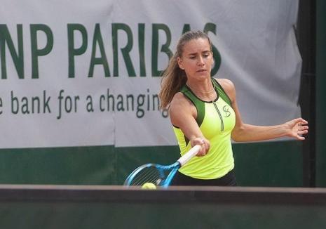 Bihoreanca Irina Bara, în turul doi la Roland Garros, la dublu