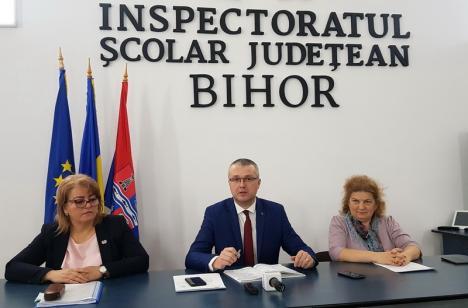 Gata cu mica-înţelegere cu învăţătoarea! Elevii din Bihor vor fi repartizaţi alfabetic în clase, iar cadrele didactice vor fi trase la sorţi
