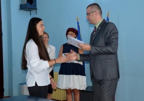 Zeciştii Bihorului, premiaţi de Guvern cu bani (FOTO)
