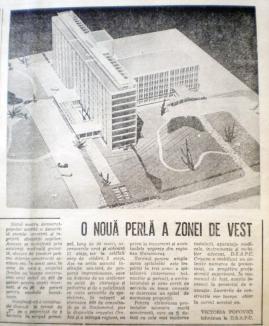 Oradea ieri, Oradea azi: Povestea Spitalului Municipal Gavril Curteanu (FOTO)