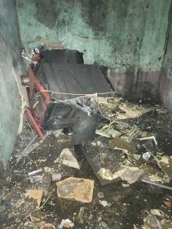 Două cazane de încălzire au explodat în Salonta şi Beiuş. Un bărbat s-a ales cu arsuri pe 40% din corp