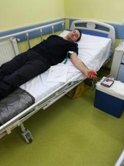 """Pompierii militari din Ștei au salvat vieți """"altfel"""" (FOTO)"""