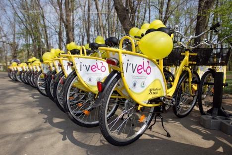 Orădeni, pedalaţi! În Parcul 1 Decembrie se deschide un centru de închiriat biciclete