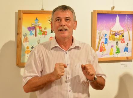 Partidul Oamenilor Liberi îl propune pe fostul jurnalist Mircea Jacan pentru funcţia de primar al Oradiei